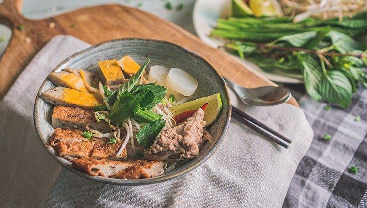 Cách nấu Phở Chả Cá   Đậm đà và Bình Dân