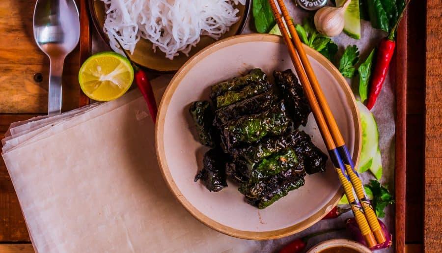 Bò Cuốn Lá Lốt   Thơm Ngon Nức mũi Nhà hàng xóm