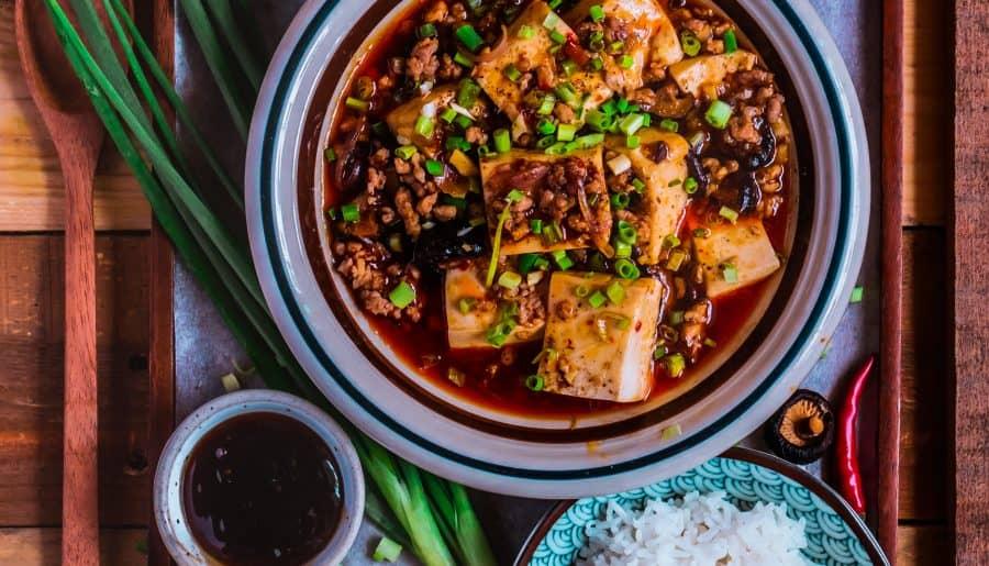 Cách nấu Đậu Hủ Tứ Xuyên đậm đà Hương vị Trung Hoa